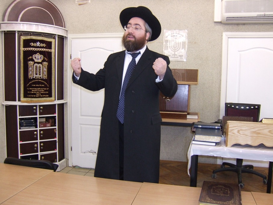 Lvov Rabbi Mordechai Shlomo Bald