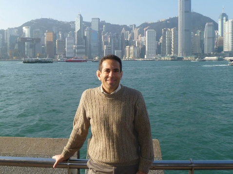 Dan Fellner Hong Kong