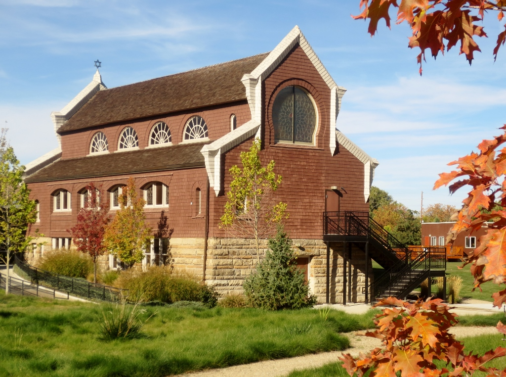 Boise's Surprising — and Splendid — Historic Synagogue