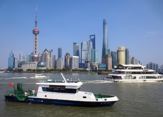 24 Hours in Shanghai