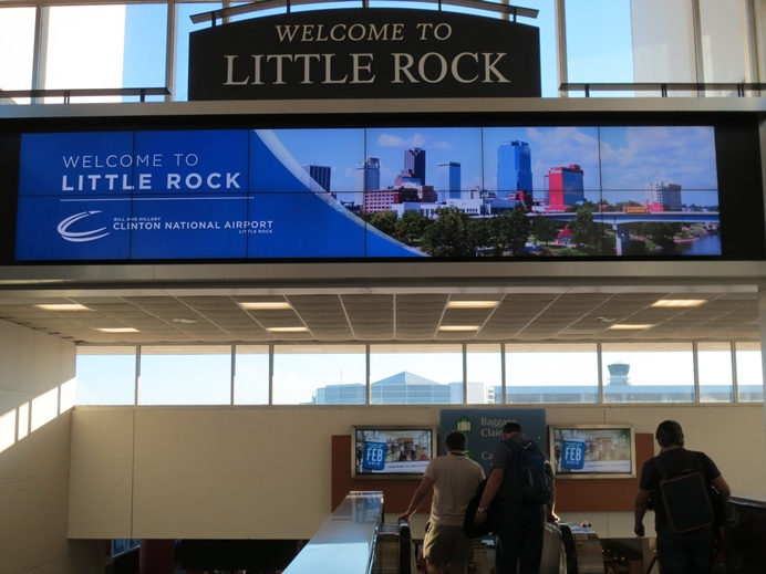 Little Rock Airport