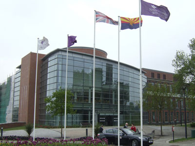 Newtownabbey's Civic Center