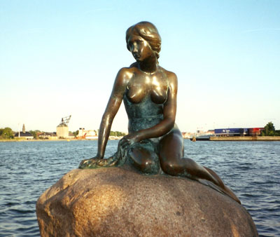 Copenhagen's Little Mermaid