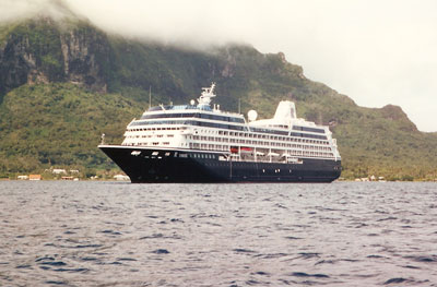 The R3 in French Polynesia