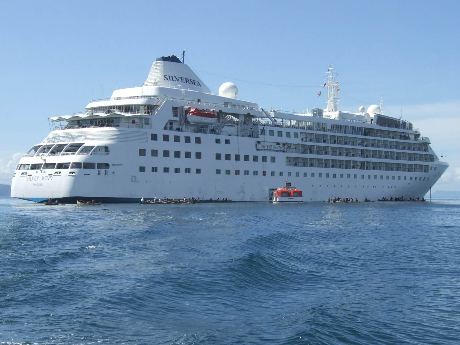 Silversea Cruises: You get what you pay for