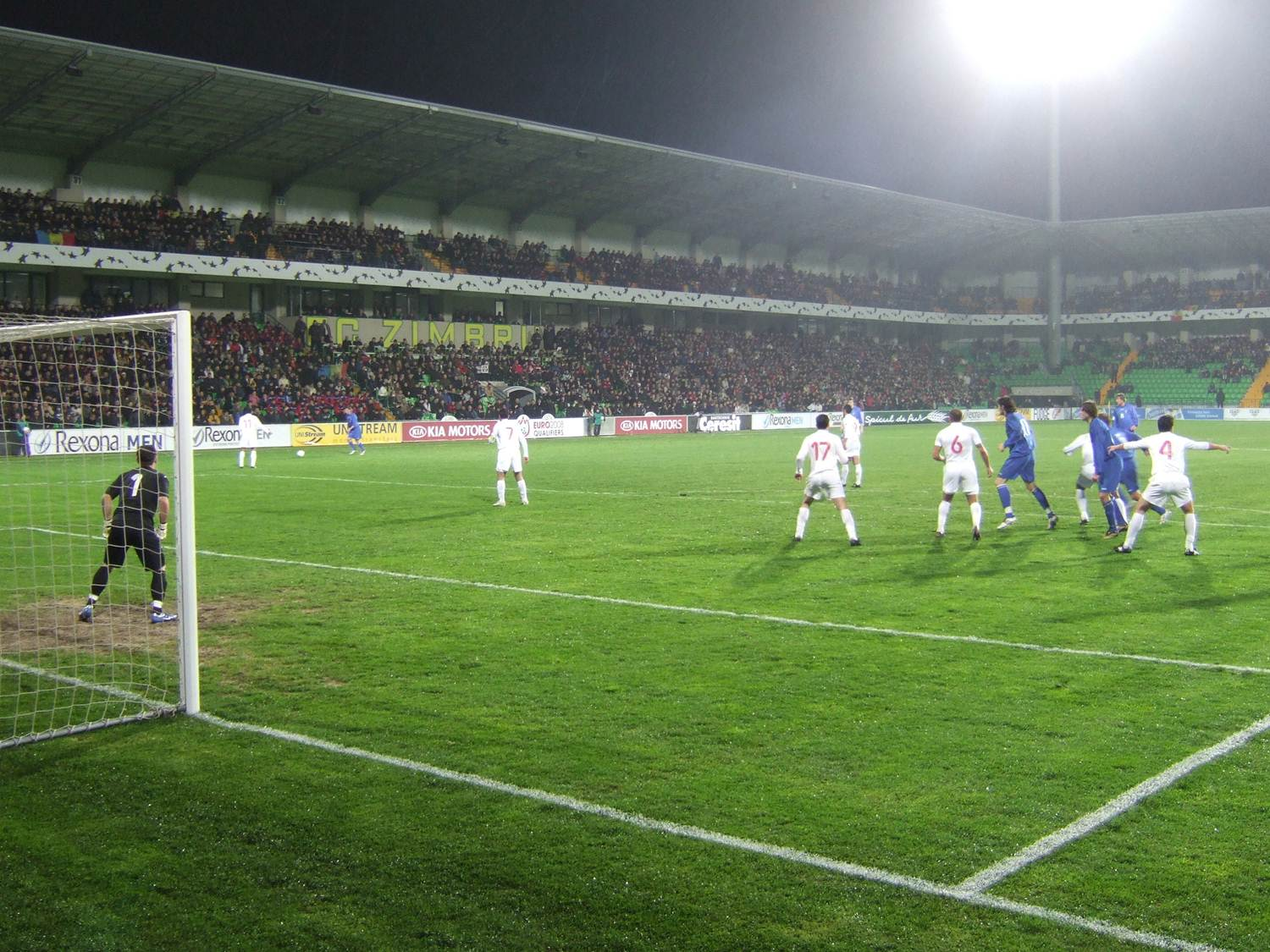 Moldova national soccer team