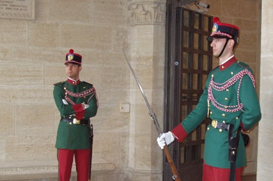 san marino guards