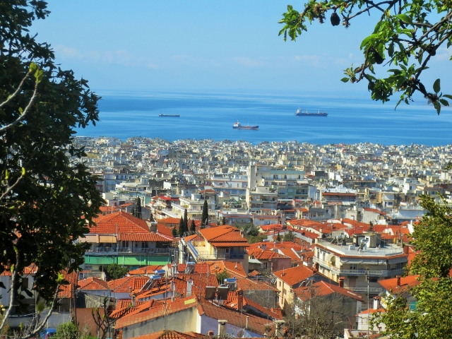 View of Thessaloniki