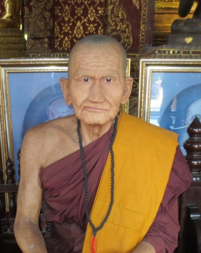 Wat Phra Singh's Mysterious Monks