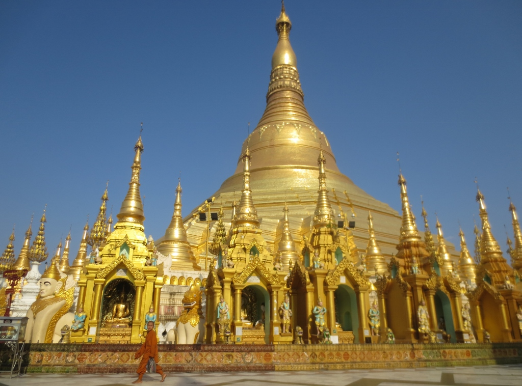 Myanmar:   Southeast Asia's Undiscovered Treasure