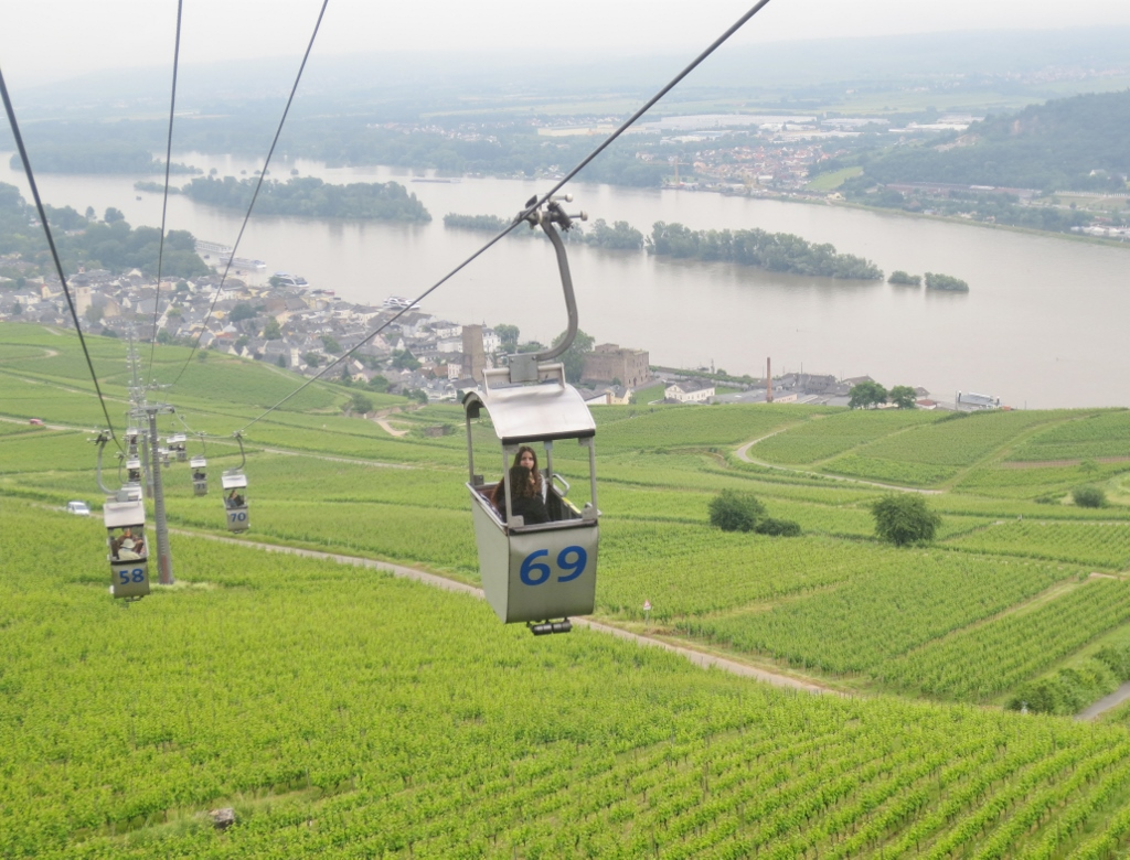 Rudesheim cable car