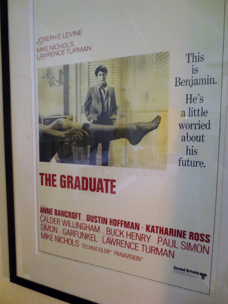 "Exploring ""The Graduate's"" History in Berkeley"