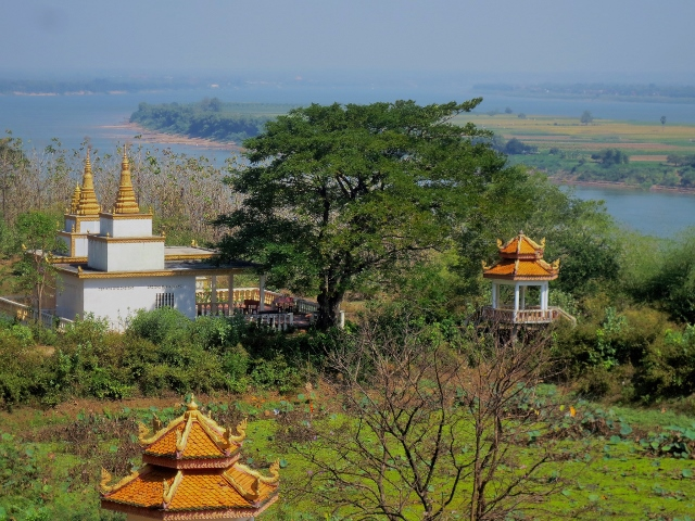 View of Mekong River