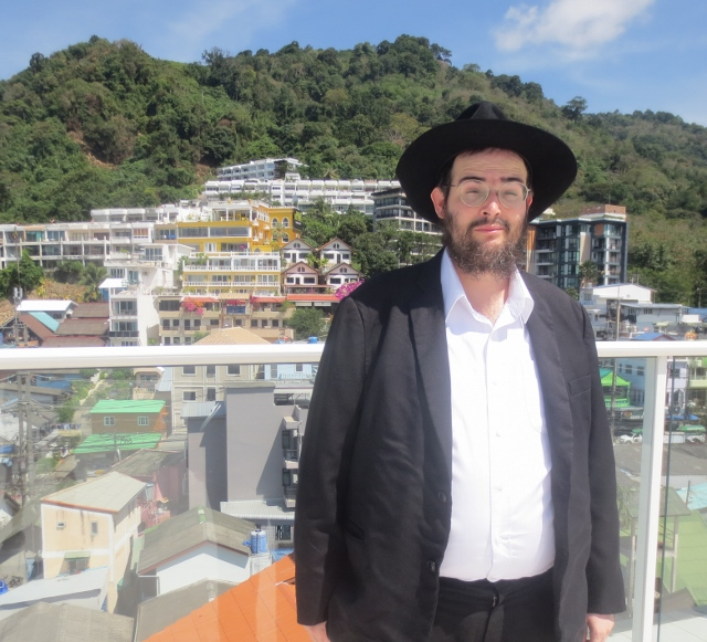 Phuket Rabbi Segal