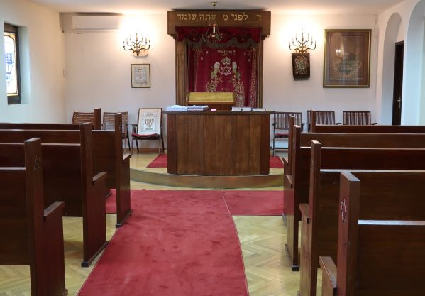 Skopje synagogue