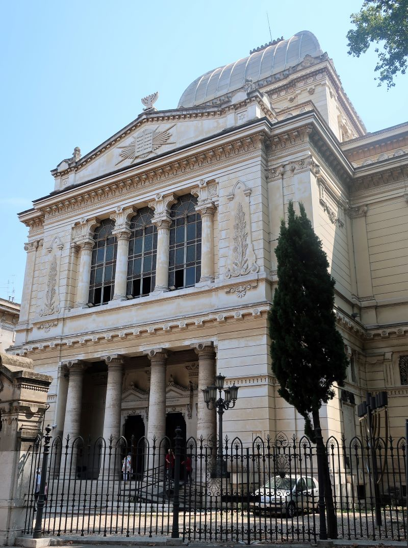 Rome Synagogue