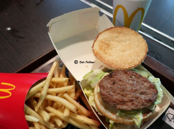 kosher big mac